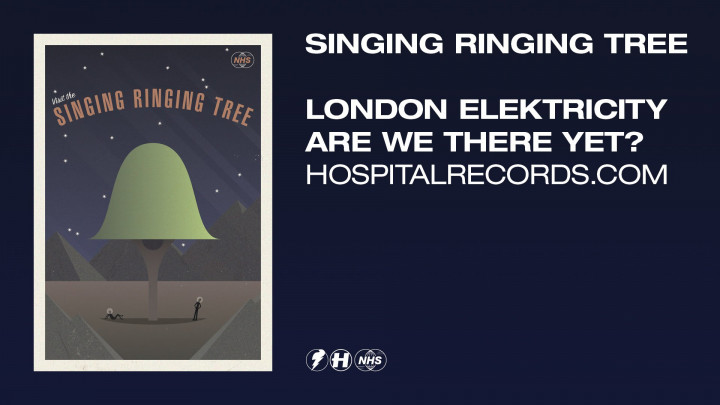 London Elektricity - Singing Ringing Tree (Official Video)