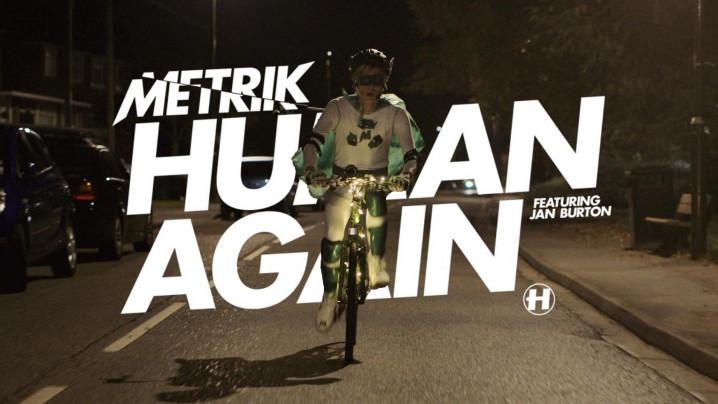 Metrik - Human Again (feat. Jan Burton)