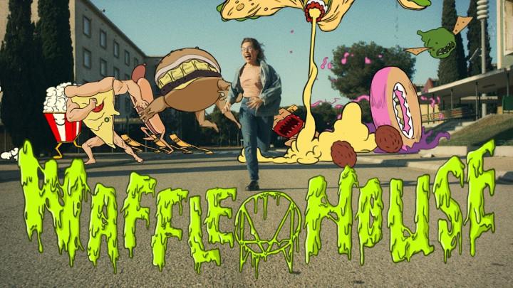 Snails & Botnek - Waffle House (Official Music Video)