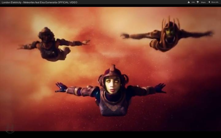 London Elektricity - Meteorites (feat. Elsa Esmeralda)