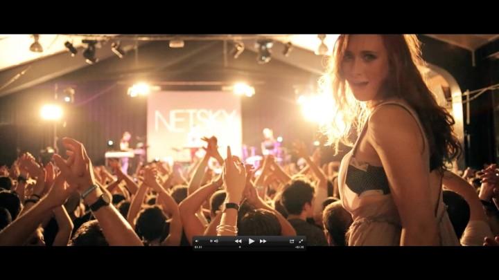 Netsky - When Darkness Falls (feat. Bridgette Amofah)