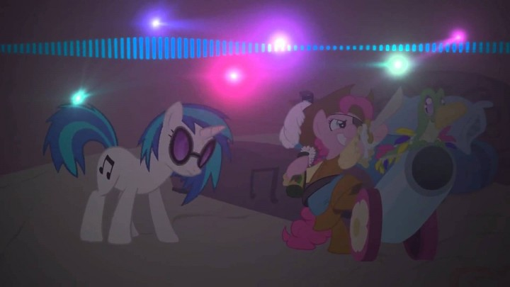 Omnipony - She's An Alarm Clock (She's A Pony Remix)