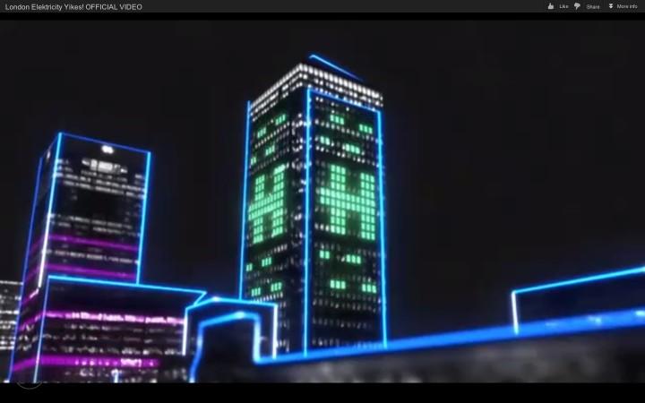 London Elektricity - Yikes!