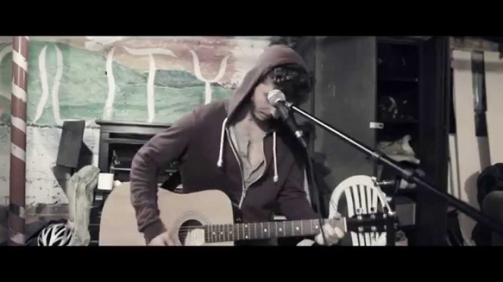 Alex Clare - Just A Man (Official BMAD Wilkes Music Video)